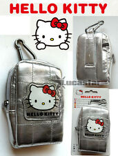 Funda camara fotos HELLO KITTY plata