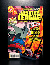 COMICS: DC: Justice League Unlimited #3 (2005) - RARE (figure/batman/flash)