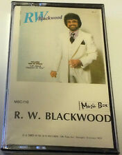 sealed R.W.BLACKWOOD...LET JESUS HAPPEN TO YOU Gospel Cassette