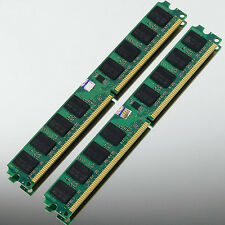 New 4GB kit 2x 2GB DDR2 533 MHZ PC2-4200 Desktop memory Just For AMD Motherboard