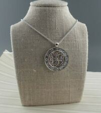 Sterling Silver Celtic Trinity Knot Pendant with Diamond Keith Jack  Jewelry