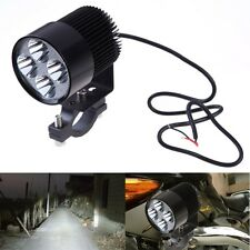 Super Bright Power 12V-85V LED Spot Light Head Lamp Motor E-Bike Car Motorcycle