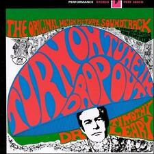 Turn On, Tune In, Drop Out by Timothy Leary (CD, Aware One) *** VERY RARE ***