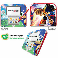 Sonic the Hedgehog Vinyl Skin Sticker for Nintendo 2DS