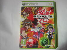 XBOX 360 bakugan battle brawlers