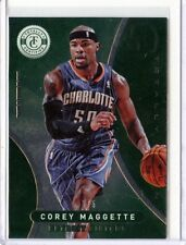 """2012-13 TOTALLY CERTIFIED CARD NO.134 CORY MAGGETTE """"EMERALD GREEN"""" SP #5/5"""