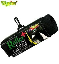 Napier Roller Gun carrier shotgun rifle slip bag -