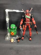 Marvel Legends Deadpool & Doop 6 Inch Action Figure Toy Biz Series VI custom