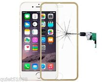 Boarde Film en verre trempé,Glass film tempered protector H9  iPhone 6 Plus d'or