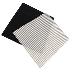 Universal Deep Fat Fryer Filters Charcoal & Grease Paper Filter Cut To Size