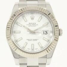 Authentic ROLEX 116334 Datejust II SSxWG Automatic  #260-001-198-1053