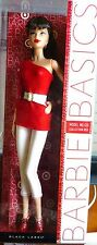BARBIE BASICS Modell NR.03 3 Collection 2011 RED ROT Basic V9316 NRFB
