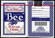 1 new decks BEE BRAND / COMANCHE NATION CASINO playing cards