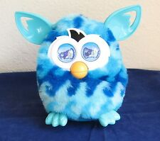 Furby blue 2012 Interactive Toy,  HASBRO Tested, Works Well, Used