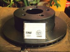 2 TRW Front brake discs / rotors fit Jeep Cherokee Grand Wrangler NON Chinese
