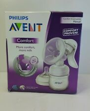 Philips Avent Manual Comfort Breast Pump - New! Free Shipping!