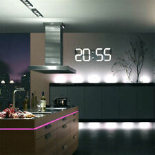 On Sale Large Modern Design Digital Led  Wall Clock Watches24 or 12-Hour Display