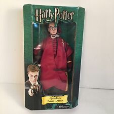 QUIDDITCH Harry Potter LIMITED EDITION DOLLS Reel Toys NECA new NUOVO