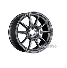 NEW SSR GT X01 17x9 5-100 +38 DARK SILVER 17inch *1rim price official