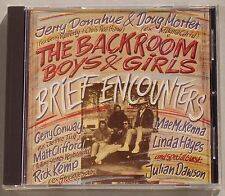 Jerry DONAHUE & Doug MORTER The backroom boys and girls   Brief encounter