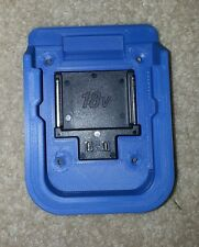 18 volt Makita li-ion adapter ABS blue for 18, 19.2 & 20 v lion nicad!