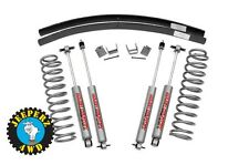 Jeep XJ Cherokee 3 inch Lift Kit with N2.0 Shocks, 670N2, *SAME DAY SHIPPING*