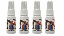 Liquid ASS 4-Pack mondi più forte fatto SPRAY, Stink Bomb, burla, barzelletta.