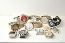 Mens Watch Lot Vintage Gruen, Waltham, Bulova, Casio, WWII Brush Guard & More!!