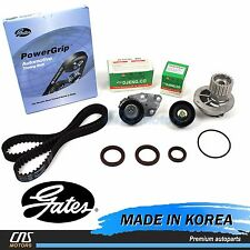 "Gates ""HTD"" Timing Belt Kit Water Pump 04-08 Chevrolet Aveo Aveo5 1.6L E-TEC II"