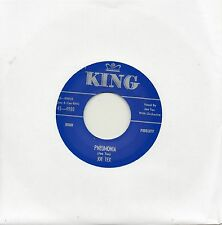 JOE TEX     PNEUMONIA  /  DAVY YOU UPSET MY HOME  KING Re-Issue/Re-Pro  R&B/MOD