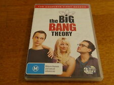 THE BIG BANG THEORY THE COMPLETE FIRST SEASON  *GOING CHEAP