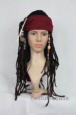 Jack Sparrow Red BANDANA scarf