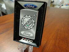 FORD POWERSTROKE 6.7L TURBO DIESEL TRUCK ZIPPO LIGHTER MINT IN BOX