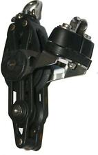 NAUTOS 95303 - BLOCK PLAIN 45 MM - FIDDLE SWIVEL W/CAM & BECKET - SAILING