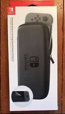 Nintendo Switch - Official Carrying Case & Screen Protector - New & Sealed