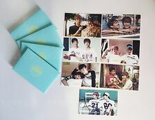 *VERY RARE* Rush~ BTS 1st Muster Photocard Set- NOW in Thailand Bangtan
