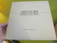 THE IMITATORS lp RARE PRIVATE PRESS SO CAL SYNTH NEW WAVE SYNTH RECORD VINYL LP