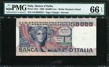Italy 1980, 50000 Lire, P107c, PMG 66 EPQ GEM UNC