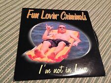 FUN LOVIN' CRIMINALS - SPANISH CD SINGLE SPAIN 1 TRACK - I'M NOT  - CARD SLEEVE