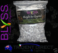 BLYSS® Large Acrylic Ice Crystals 500g Table Scatters