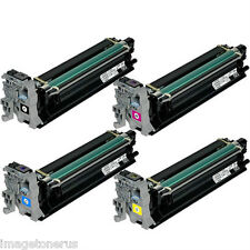 4x Imaging Drum Unit Set for Konica Minolta Magicolor 4690 4690MF 4695MF A03100F