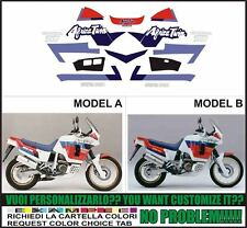 kit adesivi stickers compatibili xrv 750 africa twin rd 04 1990
