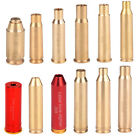 18 Style Red Laser Bore Sighter  BoreSighter Cartridge Brass Sight (BT)