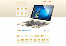 Teclast TBook 10 2in1 Tablet PC 10.1 inch Dual OS 4GB/64GB Intel Quad Core UK