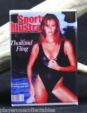 Sports Illustrated Elle MacPherson - Fridge Magnet. Pinup Girl. Swimsuit Issue