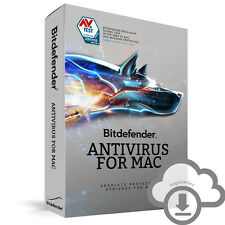 Bitdefender Antivirus for Mac 2017 | 1 Device / 1 Year | Digital Delivery