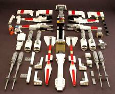 Old Photo. Toy Lego X-wing Plans - parts