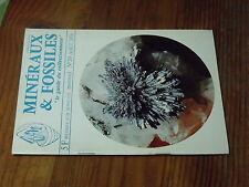 8µ? Revue Minéraux & Fossiles Guide Collectionneur n°20 Orpaillage Haguenau