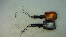 1982 Yamaha Seca XS400R XS 400 Y474. front turn signals winkers