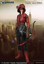 ZY Toys ZY16-6 Female Archer w/ Red Arrow Set 1/6 (NO Head & Body)